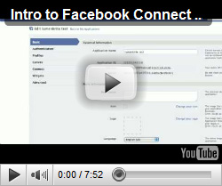 Intro til Facebook Connect, Del 1