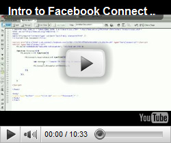 Intro til Facebook Connect, Del 2